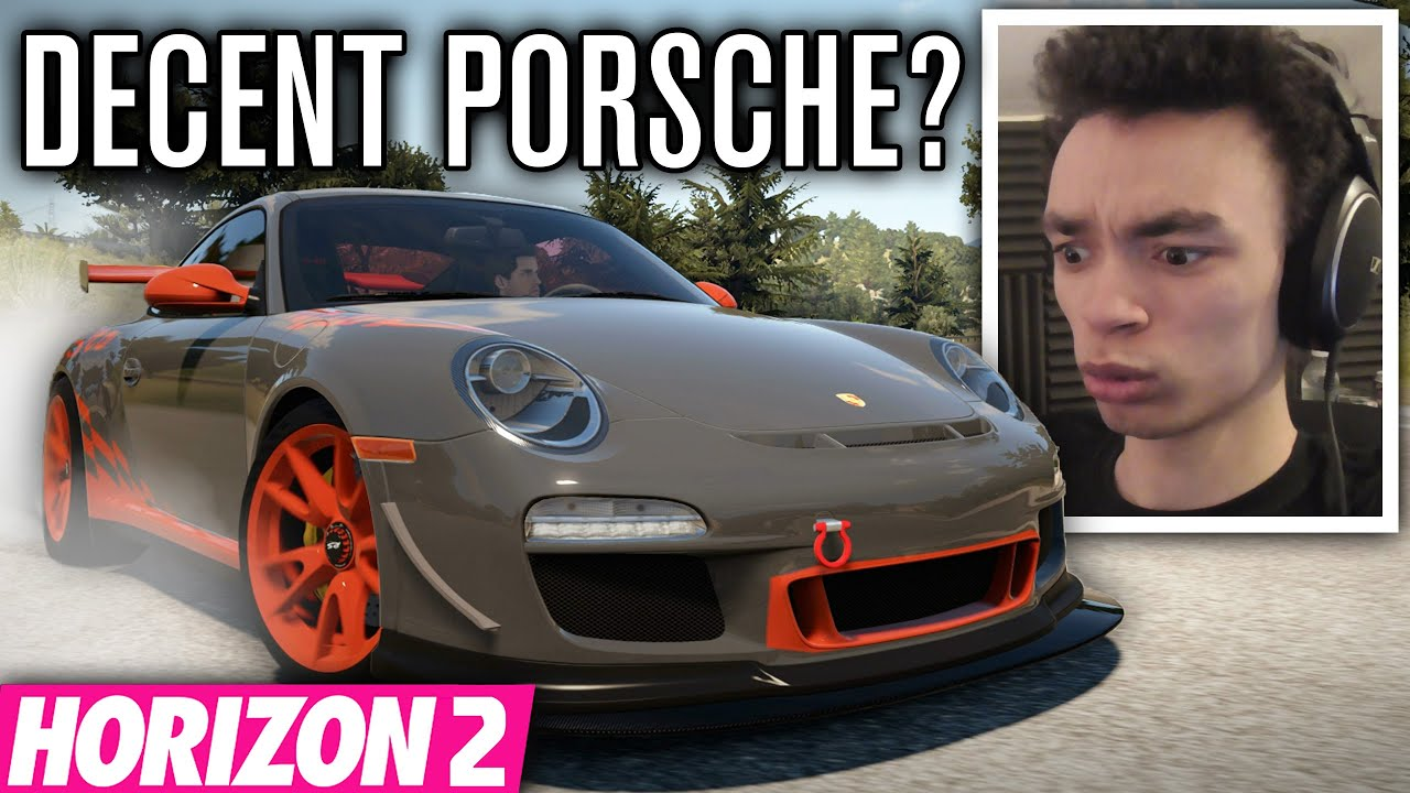 a decent porsche porsche 911 gt3 rs forza horizon 2 doovi. Black Bedroom Furniture Sets. Home Design Ideas