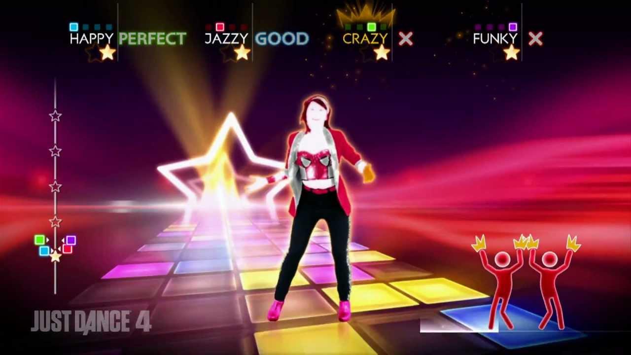 Ubisoft just dance 2020.