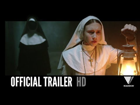 THE NUN | Official Teaser Trailer | 2018 [HD]