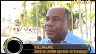 Haïti / Tourisme.- Préparation du tournoi international de KARUJET 2017.
