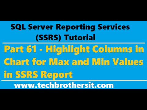 Welcome To TechBrothersIT: SSRS Tutorial 61 - Highlight