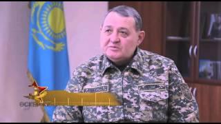 Әскер KZ. В казахстанских школах прошли уроки мужества