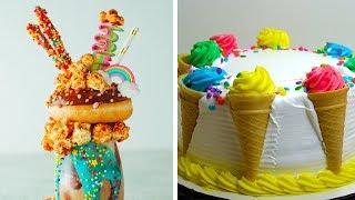 15 Amazingly Simple Cake Decorating Ideas!!