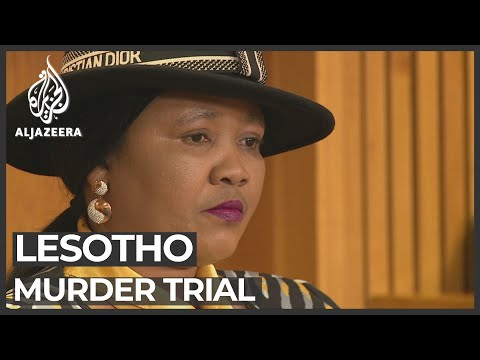 Lesotho: Details of murder of PM's wife begin to emerge