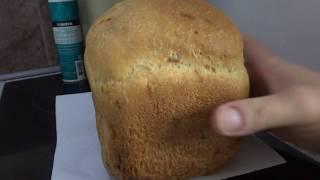 Хлеб из хлебопечки HITACHI HB-B 100