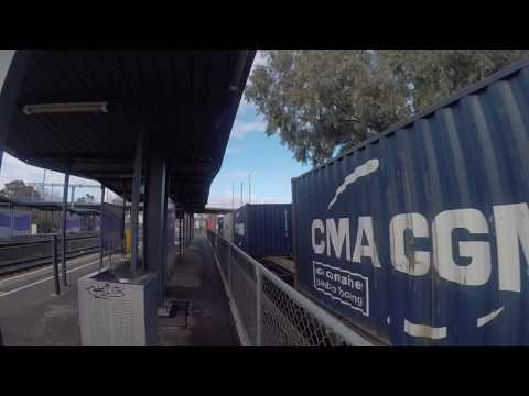 Adelaide Freight Train