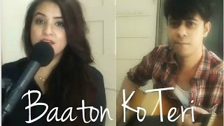 Baaton Ko Teri Guitar Cover - Female (Arijit singh -  All Is Well)