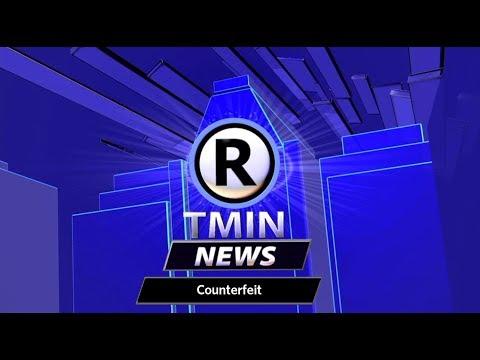 TMIN News 20: Counterfeit