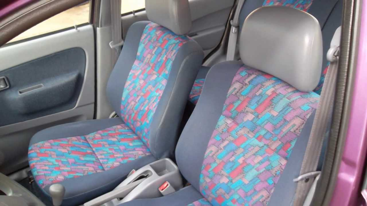 xpd detailing interior daihatsu terios youtube
