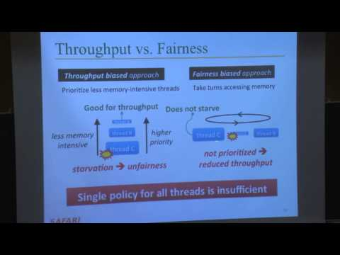 Lecture 27 - Memory Scheduling - Carnegie Mellon - Computer Architecture 2013 - Onur Mutlu