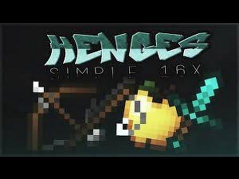 Minecraft PvP Texture Pack No lag [1.7-1.8]   !Henges Default!   Texture packd de la semana#4