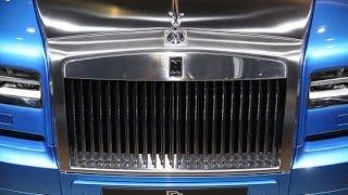 Rolls-Royce Phantom Metropolitan: Inside the New Ultra-Luxury Car