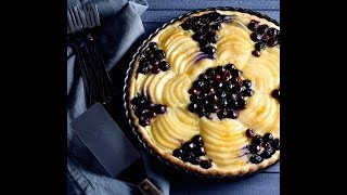 Pear And Almond (frangipane) Tart Recipe   Truffles And Trends