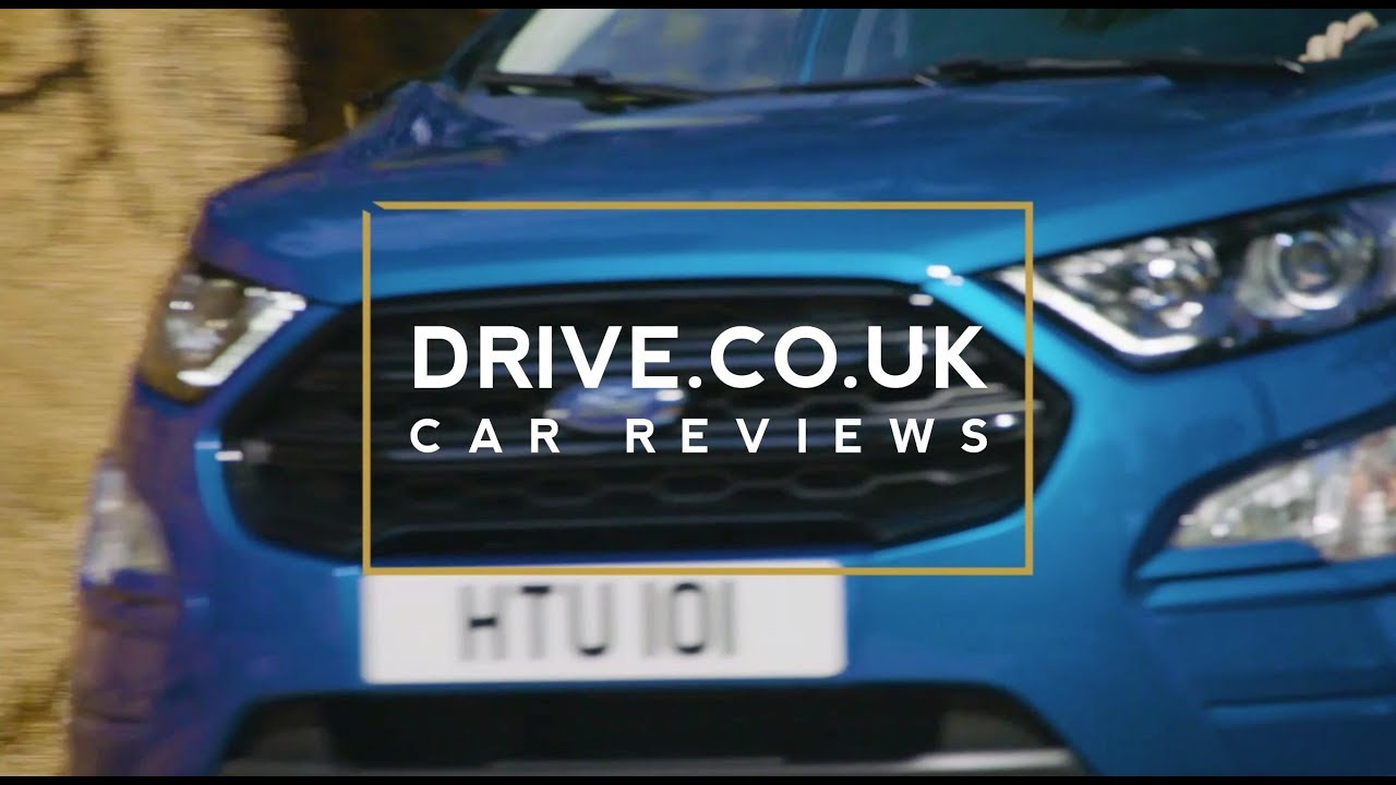 The 2018 New Ford Ecosport Review Drive Co Uk Youtube