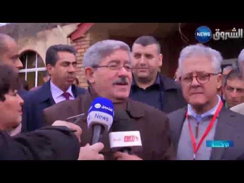 Ouyahia : «il n'y a pas de jma3et chekara» au RND
