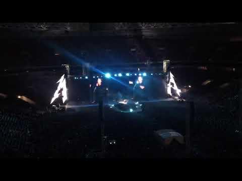 "Metallica at Moscow, 21 Jul 2019 / Кино ""Группа крови"" | Rob & Kirk's Doodles"