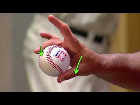 Greg Maddux - How to Throw a Change-Up