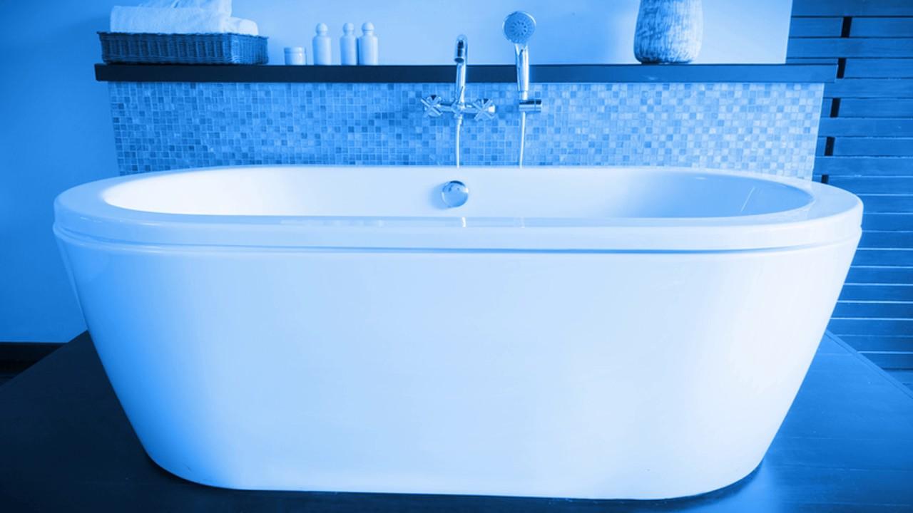Bathtub Water Running White Noise | 10 Hours | For Sleeping ...