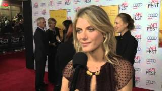 By The Sea Melanie Laurent Red Carpet AFI Movie
