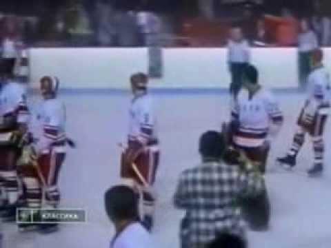 Тот самый матч СССР - Канада 1972 Все шайбы 3:7