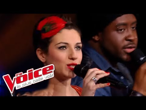 Native - Si la vie demande ça | Hailé VS Maureen Angot | The Voice France 2012 | Battle