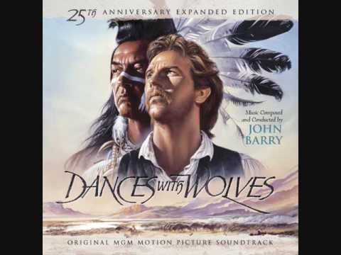 John Barry - We must be careful (The Love Theme) [DANCES WITH WOLVES, USA - 1990]