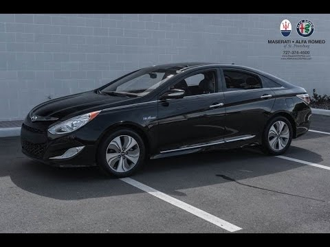 Overview: 2014 Hyundai Sonata Hybrid LIMITED
