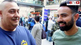 Josh Warrington's Dad and coach SEAN O'HAGAN talks Kiko Martinez fight