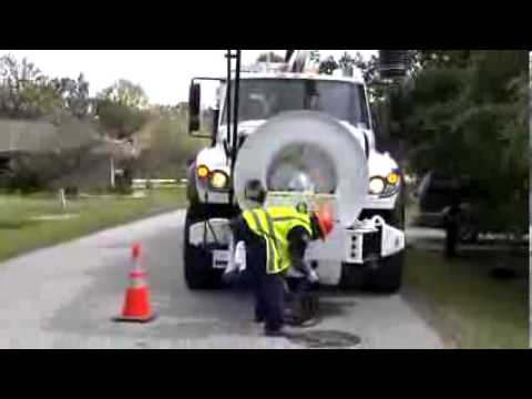 Sewer Cleaning with Jetting in NJ 201-645-0888 Drain Cleaning