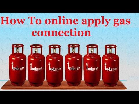 How To Gas Connection Online Apply रसोई गैस के नए कनेक्शन के लिए घर बैठे ऑनलाइन आवेदन कैसे करते हैं