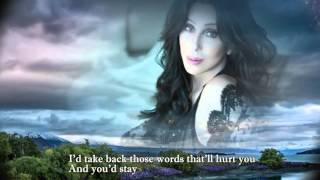 Cher - If I Could Turn Back Time - Lyrics