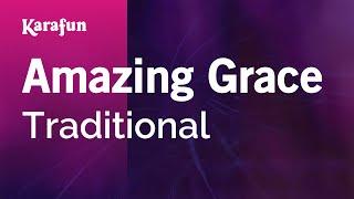 Karaoke Amazing Grace - Traditional *