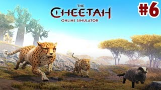 The Cheetah Online Simulator -CO-OP Hunting- Android / iOS - Gameplay Episode 6