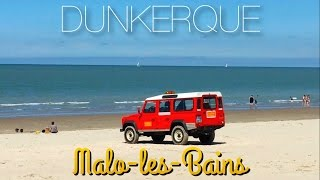 DUNKIRK / DUNKERQUE (Plage / Malo-Les-Bains) - NOLAN MOVIE - FILMING LOCATIONS