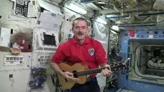 Can a Scream Be Heard in Space? | CSA ISS Science Video