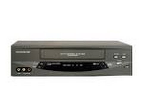 how to get a vcr to work