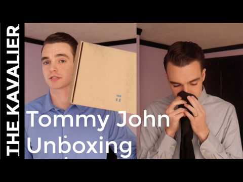 Tommy John Socks || Unboxing and Day 1 Review
