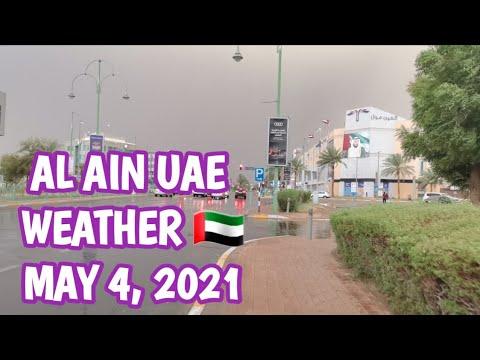 AL AIN UAE WEATHER MAY 4, 2021(enjoying cycling)