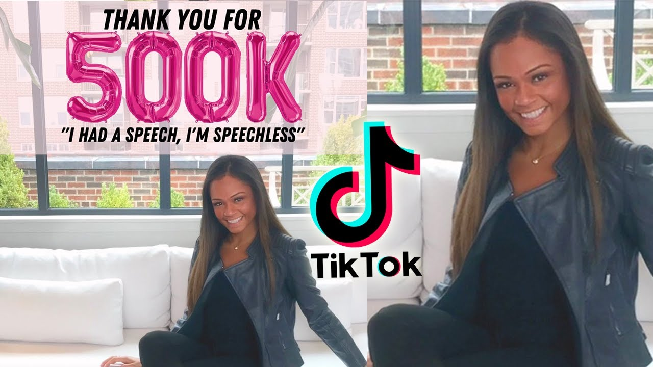 Learn How This Tik-Tok Star gained over 500k followers