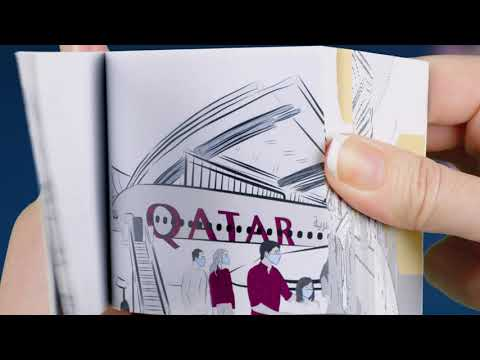 Why I Travel with Qatar Airways