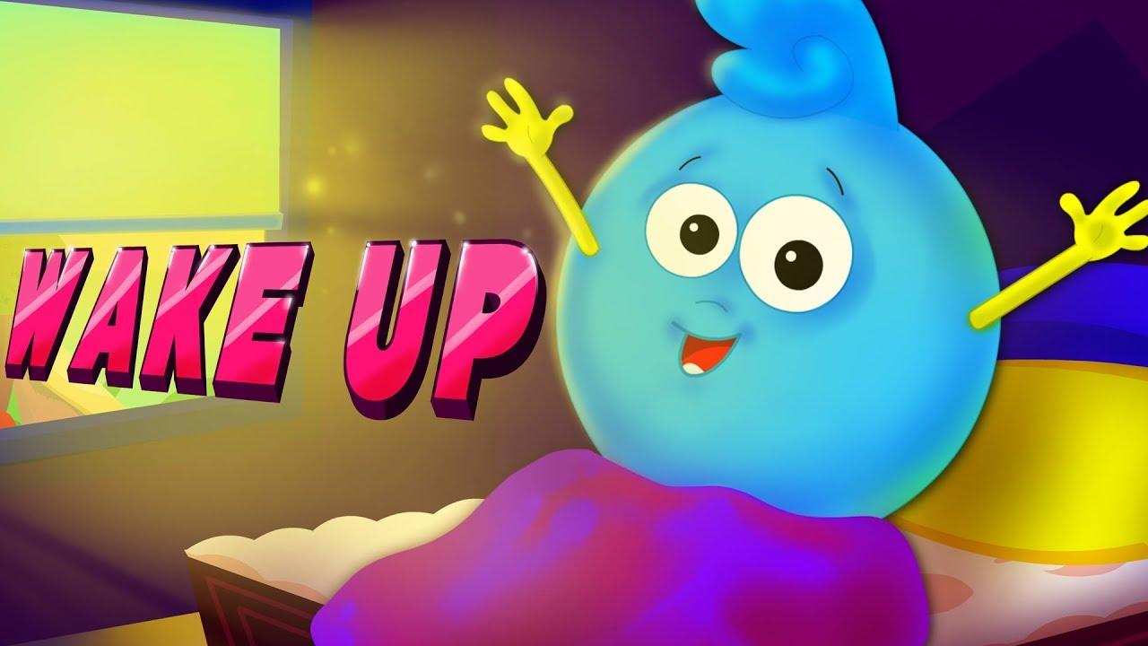 Wake Up Song | Good Morning Song | Nursery Rhymes Songs