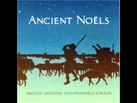 Maggie Sansone and Ensemble Galilei - Hoboekentanz/Schafertanz, from Ancient Noels