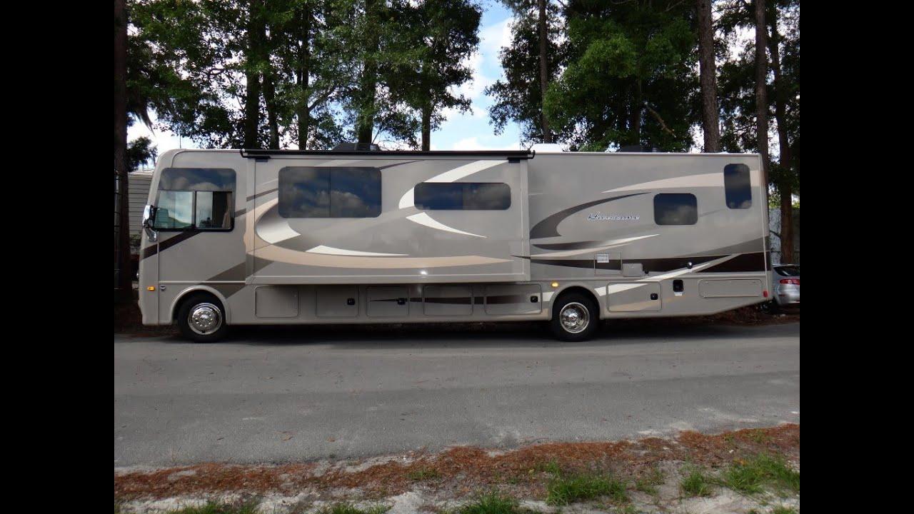 2016 thor motor coach hurricane 35c youtube for Thor motor coach hurricane