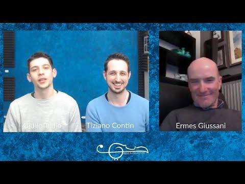 ERMES GIUSSANI – 2 consigli a chi interpreta musica barocca