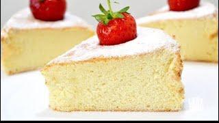 তুলার মতো নরম ভ্যানিলা কেক ।। Cotton Soft Sponge Vanilla Cake ।। Vanilla Sponge Cake ।। Soft Cake