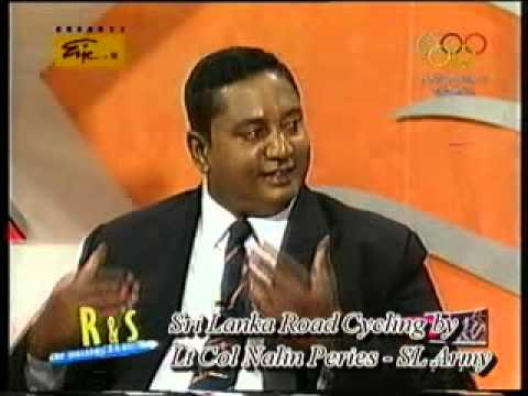 Sri Lanka Road Cycling by Lt Col Nalin Peries - SL Army
