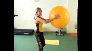 Мяч Для Фитнеса Fitness Ball