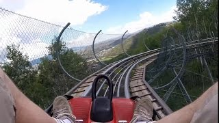 Alpine Coaster - Park City Mountain Resort (HD POV)