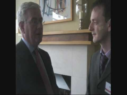 Interview with Eamon Gilmore, leader of the Irish Labour Party