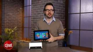 Dell Latitude 10, a Windows 8 touch-screen tablet